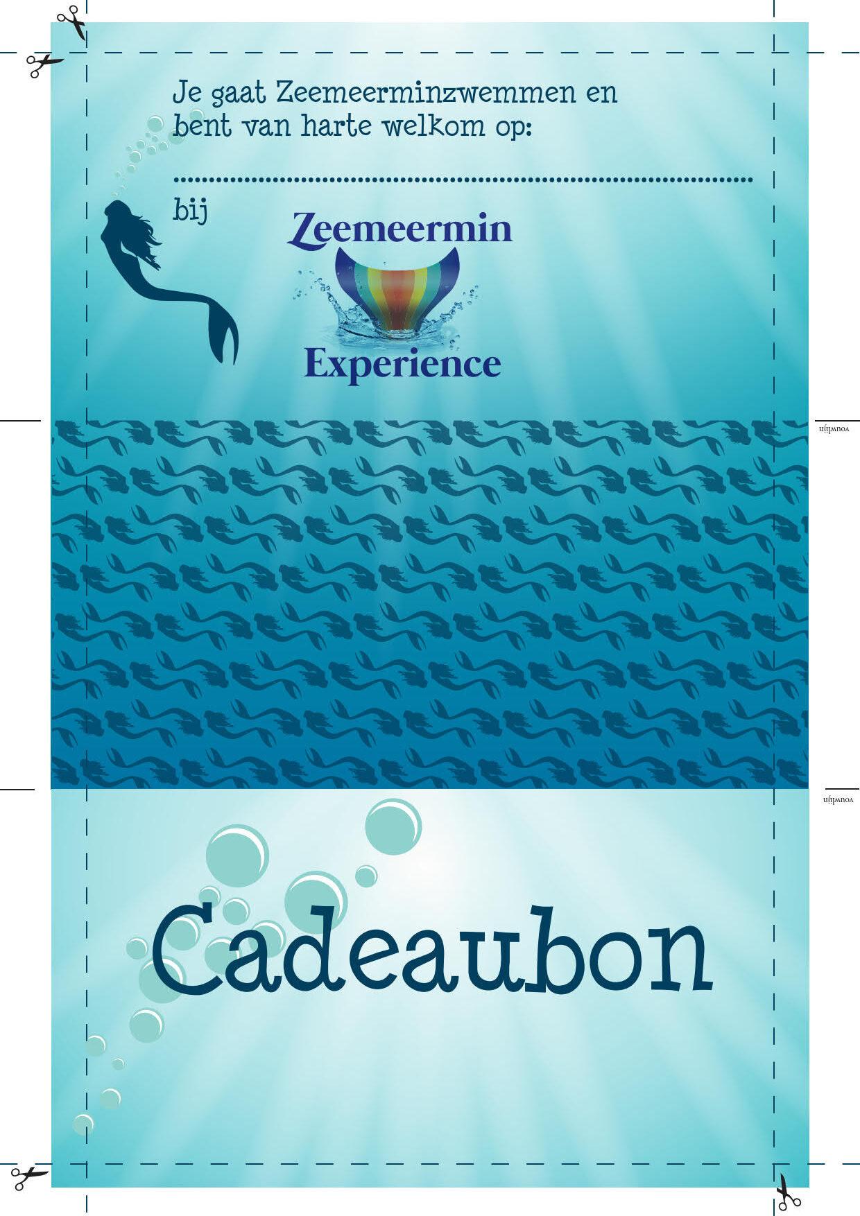 Cadeaubon Zeemeermin Experience