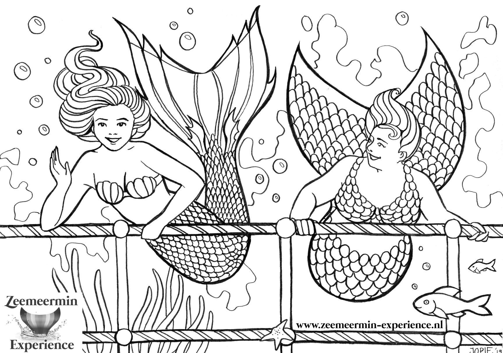 Zeemeerminnen